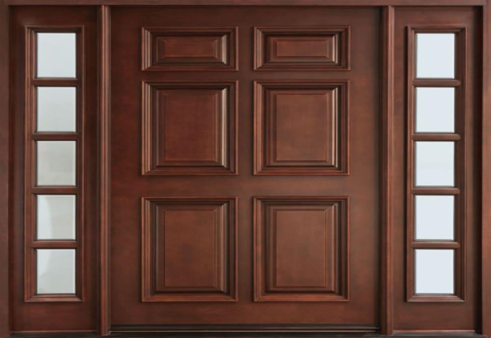 أسعار الأبواب الخشب فى مصر 2021