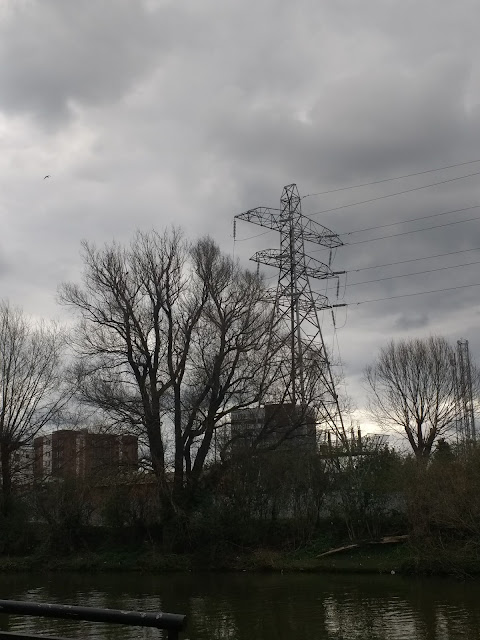Peterborough, Psychogeography, Liminal, River