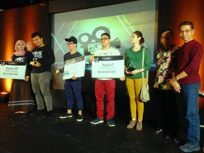 para pemenang FFPI 2016