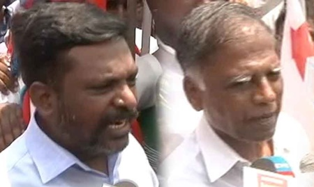 BJP has no moral right to criticise DMK organised bandh: Opposition parties