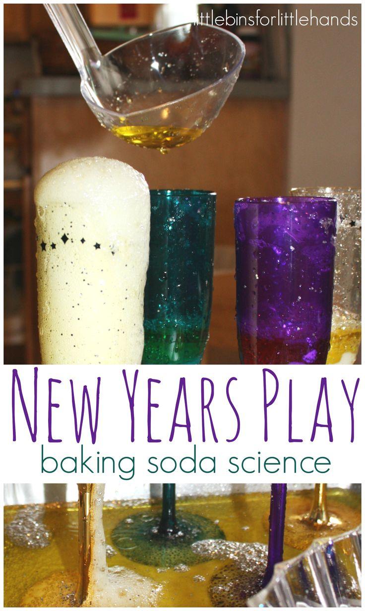 Preschool Ponderings: New Year's Activities for Preschoolers