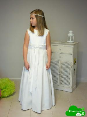 Vestidos para una comunión