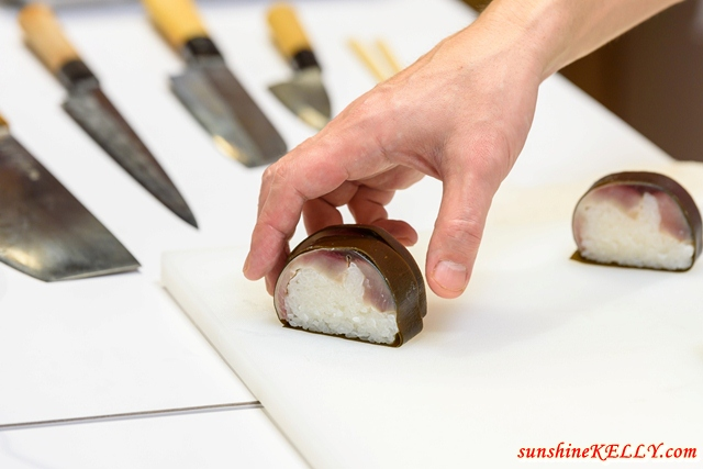 Flavours of Hanami Live Presentation and Tasting