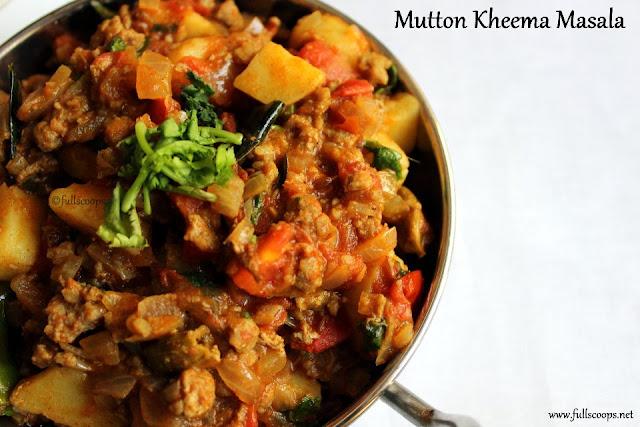 Mutton Kheema Masala