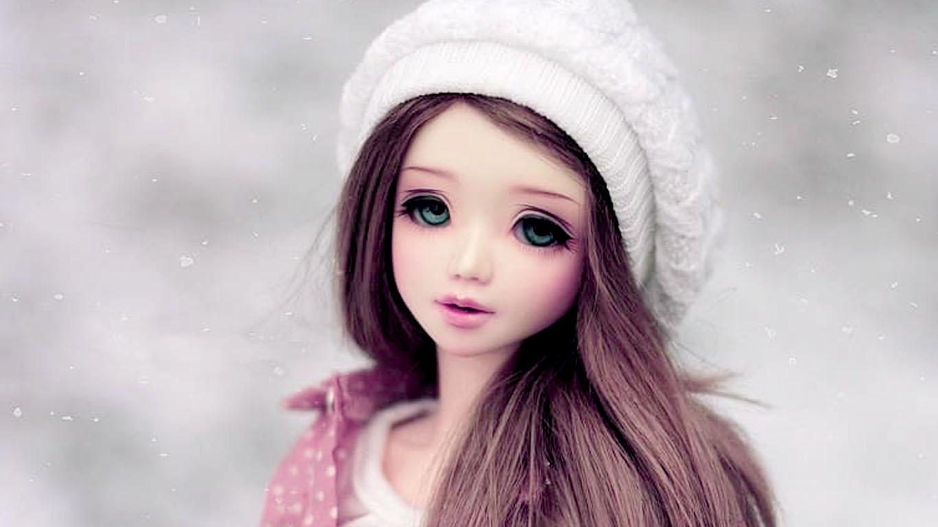 latest cute barbie doll images