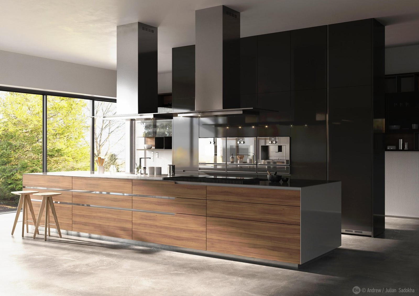Poliform Kitchen Design. While surfing on Facebook this morning I saw stunning kitchen design  from Poliform It s the Varenna Kitchen What a beauty KITCHENS Stunning by ByElisabethNL