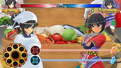 Download Game Senran Kagura Bon Appetit PC