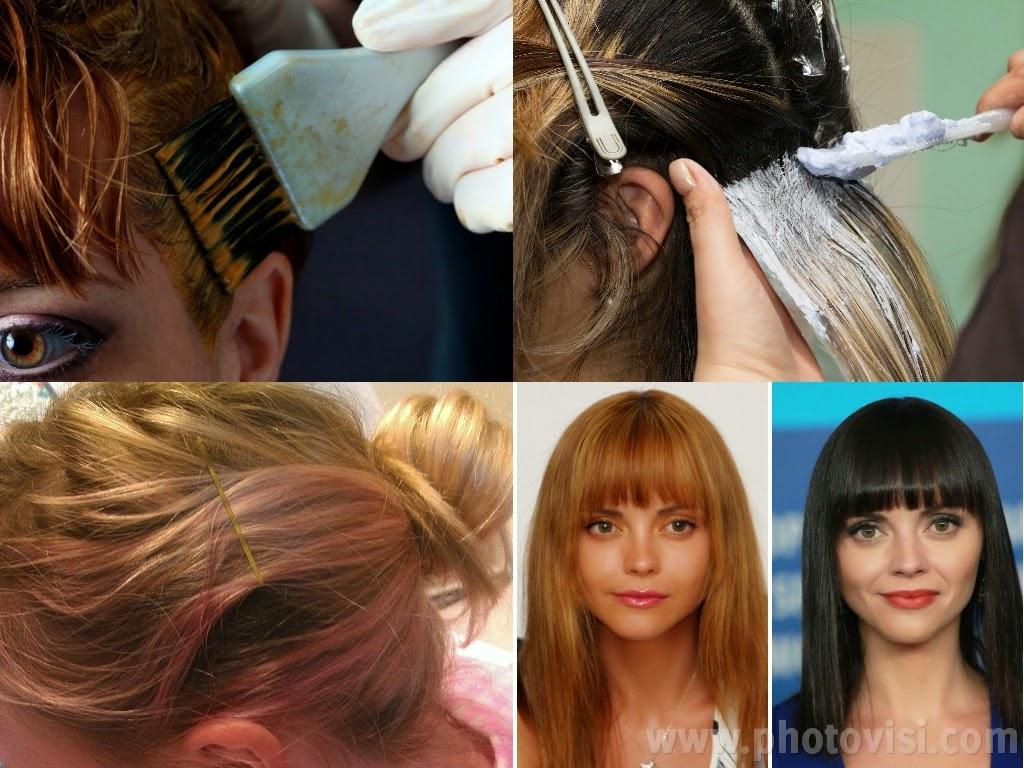 كيفية إزالة الصبغة من الشعر