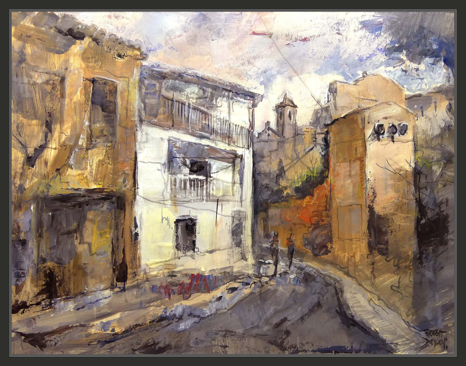 Pinturas de  Ernest Descals