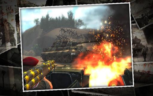 Game: Frontline Comando D-Day 1.1.0 APK + DATA Direct Link