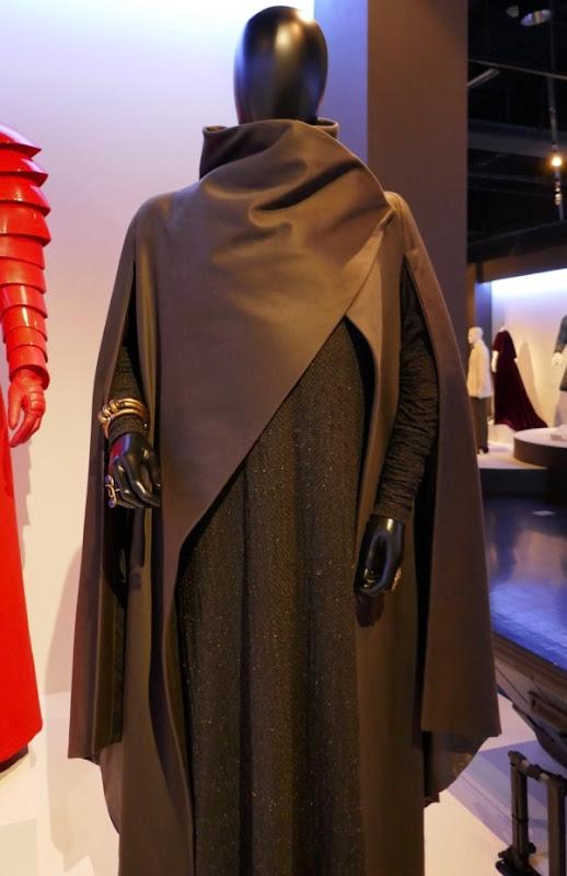 Star Wars Last Jedi Leia costume detail