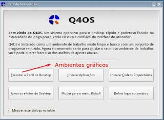 Q4os Distro similar ao Velho Xp não deixe de conhecer