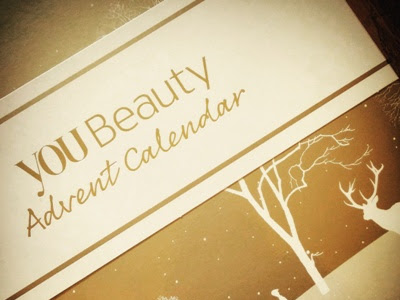 Advent calendar: You Beauty