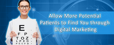 Envision Digital Marketing Tactics for Your Optometry Services