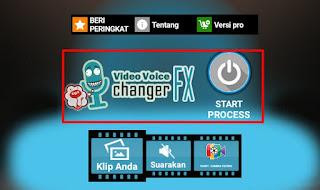 Cara Mengubah Suara Video Menjadi Lucu di Hp Android