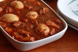Authentic Doro Wat (Spicy Ethiopian Chicken Stew)