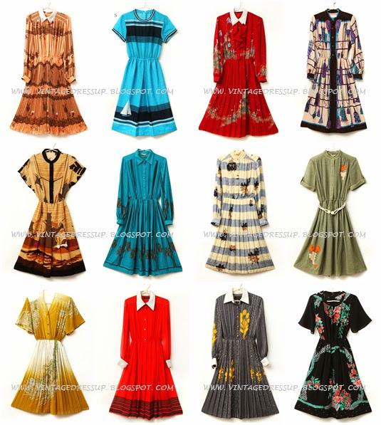Vintage clothing wholesale