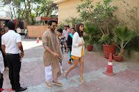 Parineeti Chopra with Ayushmann Khurrana at the Launch of Trailer of Meri Pyaari Bindu 064.JPG