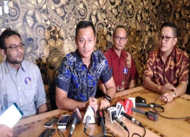 Bertemu Wali Kota Bogor, Apa yang Dibicarakan Agus?