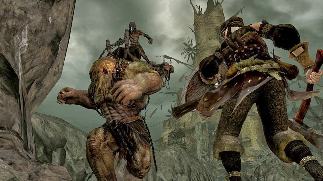 "Dark Souls 2 Cursed Trailer: Welcome To The Videogames' World: New Images And ""Cursed"