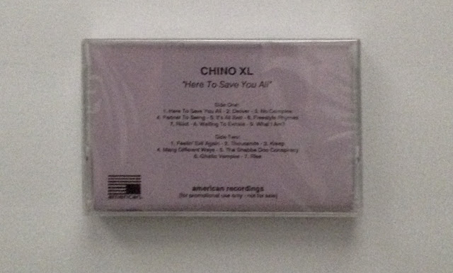 Chino XL here To Save You All Hip-Hop Nostalgia