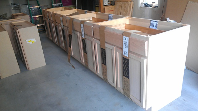 oak cabinets can can dancer diy custom cabinets saved 5000 23831