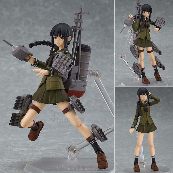 KITAKAMI FIGMA FIGURE Kantai Collection KanColle Max Factory