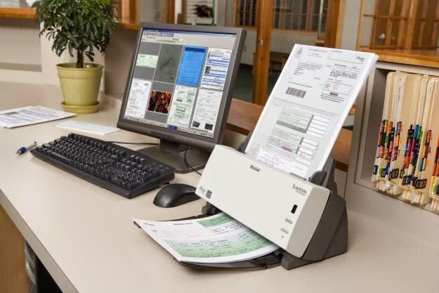 Máy scan tài liệu tại văn phòng Maxbuy