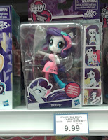 Canada - Rainbow Rocks Equestria Girls Minis