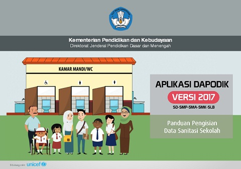 Panduan Pengisian Data Sanitasi Sekolah Aplikasi Dapodik Versi 2017