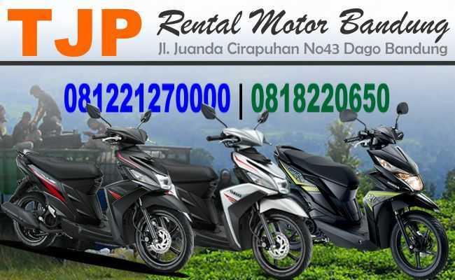 Sewa Rental motor dekat Jl. Tubagus Ismail