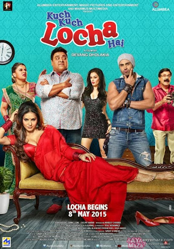 Kuch Kuch Locha Hai (2015) Movie Poster No. 3