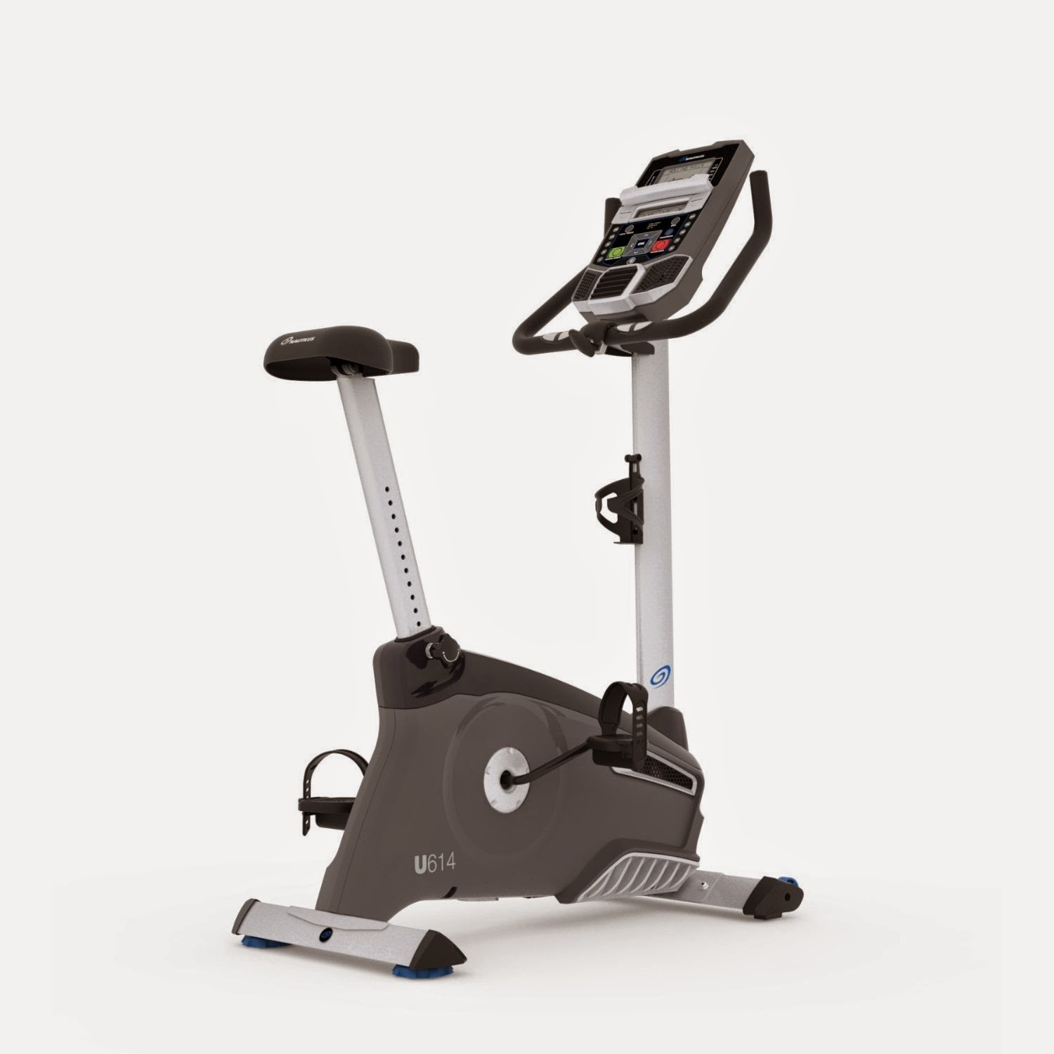Nautilus U614 Upright Exercise Bike, picture, image, review features & specifications, compare with Nautilus U616