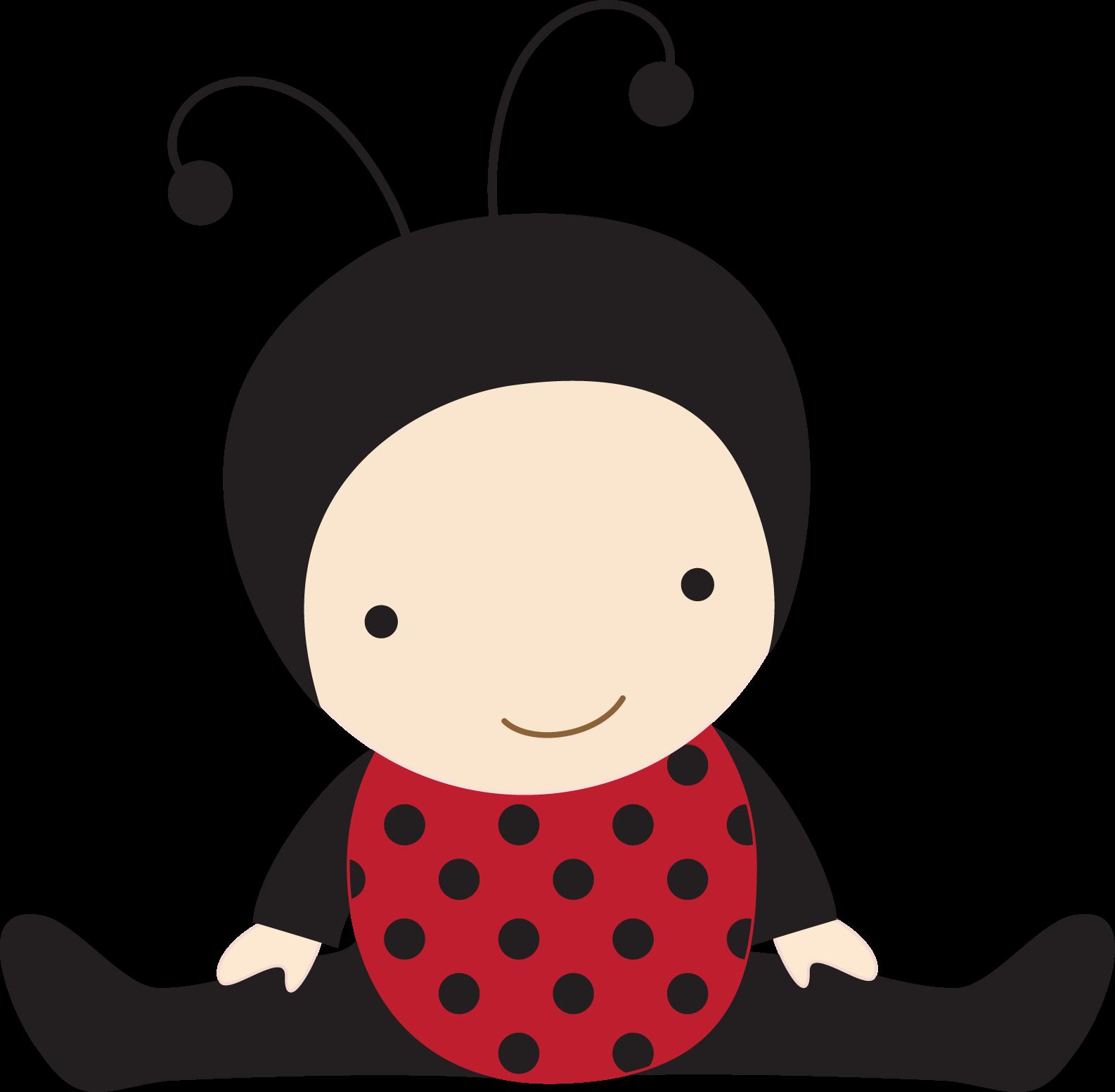 baby ladybug clip art