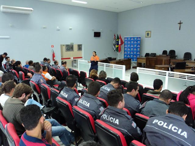 Defesa Civil estadual realiza oficina para operação estiagem em Miracatu
