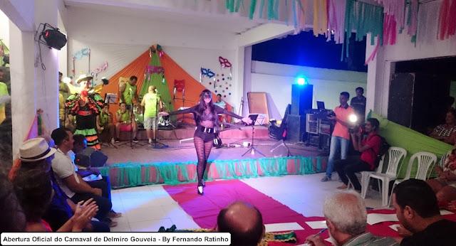 Festa da Abertura Oficial do Carnaval de Delmiro Gouveia