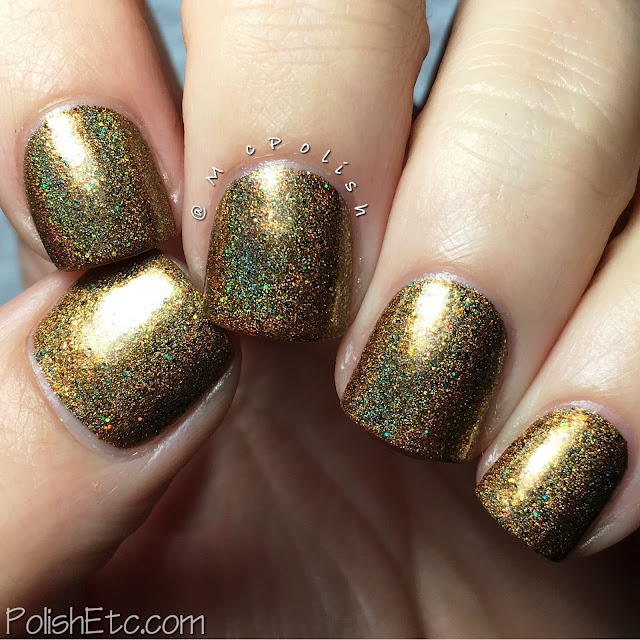 The Holo Hookup - Elements Box - McPolish - Different Dimensions EARTH