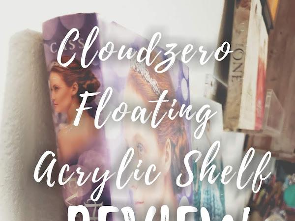 Cloudzero Floating Acrylic Bookshelf Review