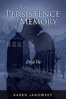 The Persistence of Memory Book 1 - a contemporary fantasy romance book promotion site Karen Janowsky