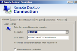 Penerusan Port Remote Desktop Protocol (RDP)