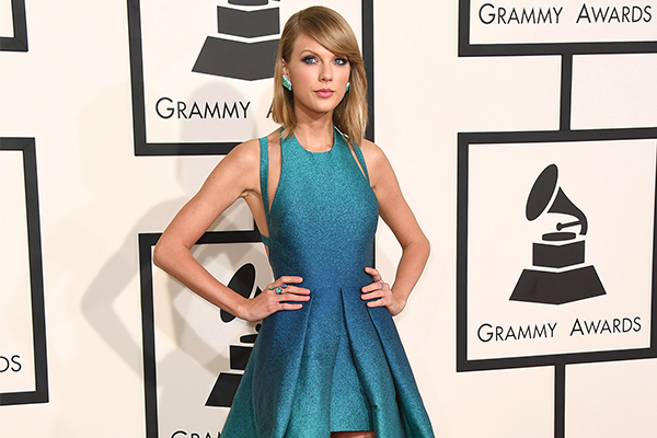 Taylor Swift cantará en los Grammy Awards 2016.