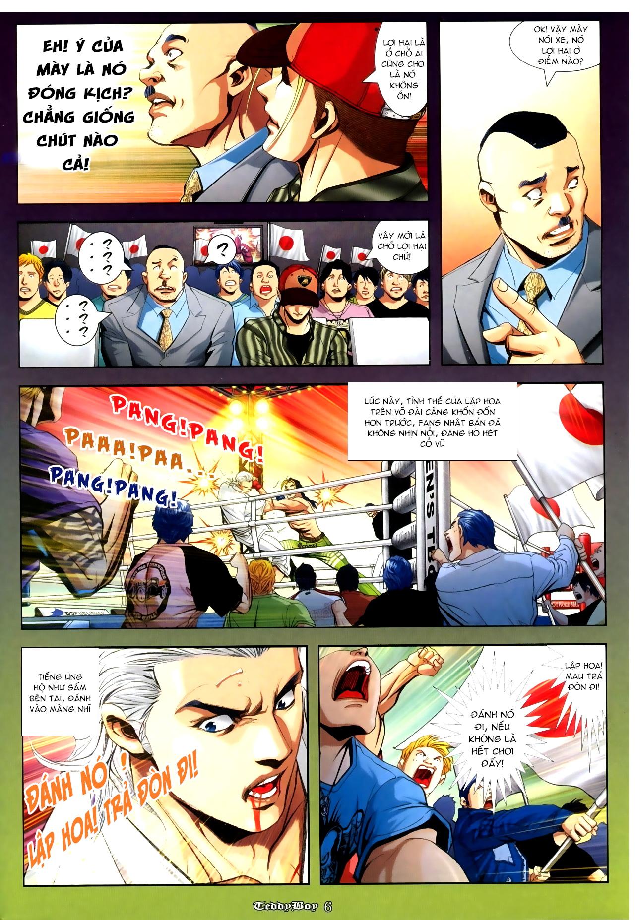 Người Trong Giang Hồ Chap 938 - Truyen.Chap.VN