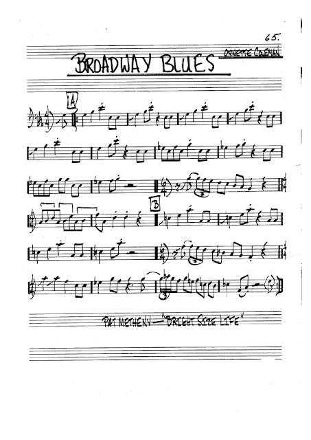Partitura Violonchelo Ornette Coleman