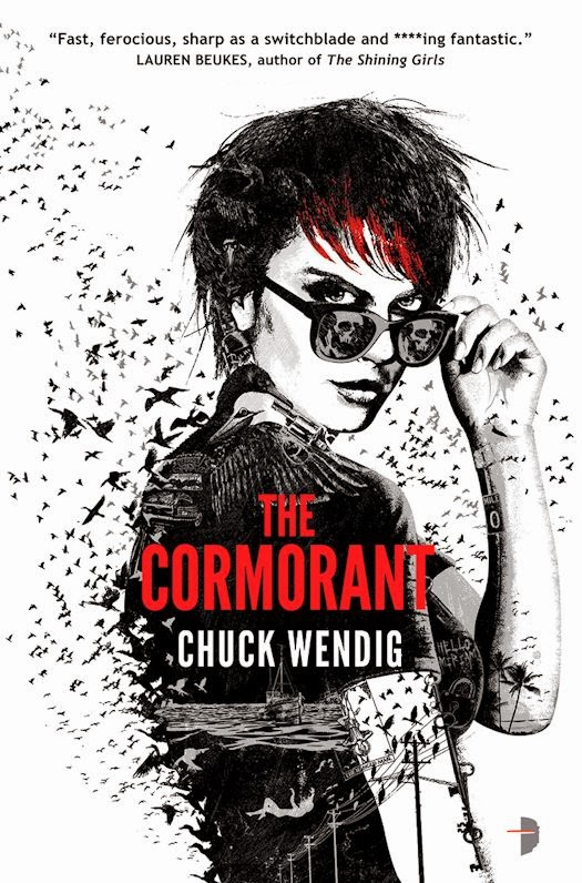Review: The Cormorant by Chuck Wendig