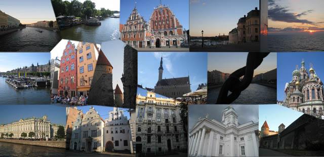 Cómo organizar un viaje por el Báltico por tu cuenta