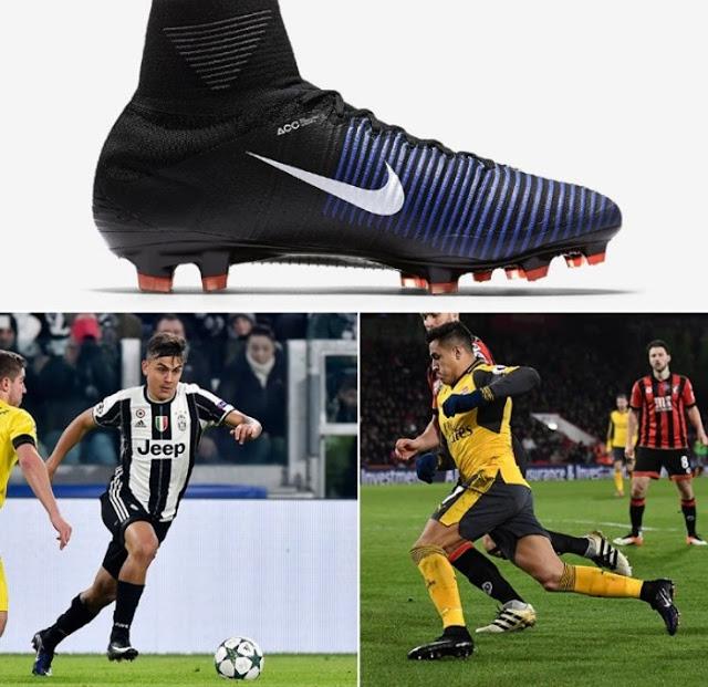 Δείτε ποια παπούτσια φοράνε οι ποδοσφαιριστές και πόσο ΚΟΣΤΙΖΟΥΝ... [photos] tromaktiko11894