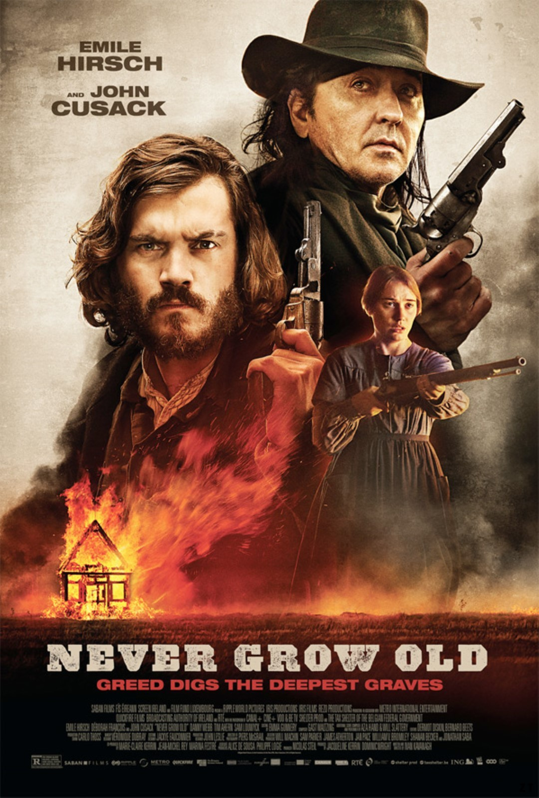 Never Grow Old [HDRip] [Streaming] [Telecharger]