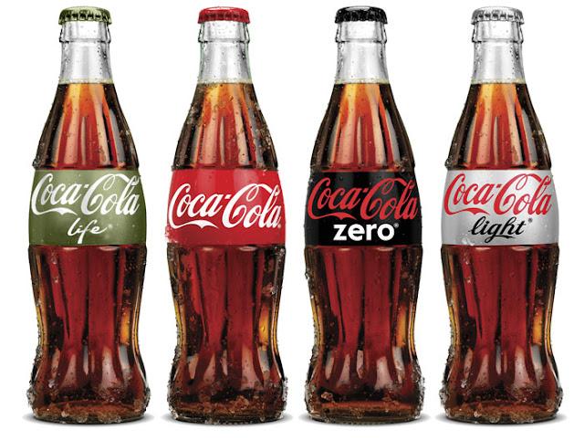Cocacola Life và thiết kế bao bì đột phá