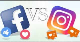 Inidia Bedanya Facebook Live dan Instagram Live