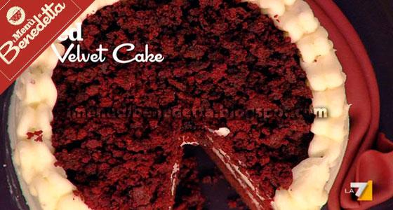 Red Velvet Cake La Ricetta Di Benedetta Parodi